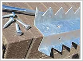 Anti Climb Spikes Berming Security Fencing Co Anti Climb