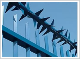 Wire Mesh Fence Berming Security Fencing Co Anti Climb